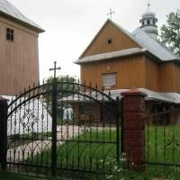 Церква Успення Пресвятої Богородиці с.Боршевичі