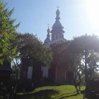 Церква Стрітення Господнього в Заболотцях