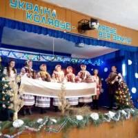 Різдвяний фестиваль в с.Буців