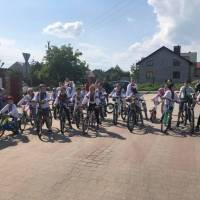 Велопробіг з нагоди свята села Давидів 2019