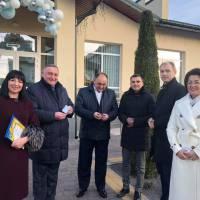 Відкриття амбулаторії загальної практики сімейної медицини у с. Пасіки-Зубрицькі