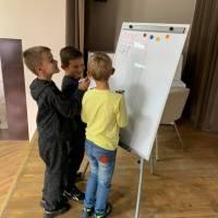 Літній табір у с. Пасіки-Зубрицькі 2019