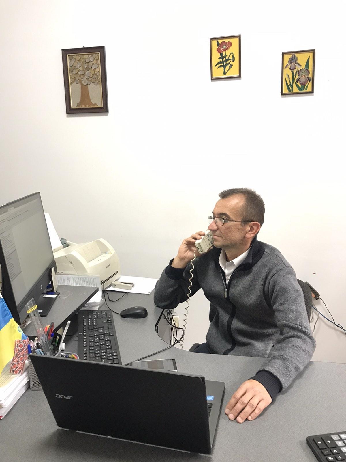 У Городоцькій ДПІ ГУ ДПС у Львівській області відбувся сеанс телефонного зв'язку «гаряча лінія» щодо одноразового декларування активів фізичних осіб