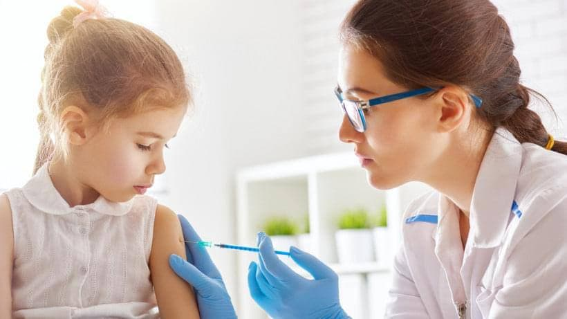 Вакцинування дітей віком від 12 років!!!