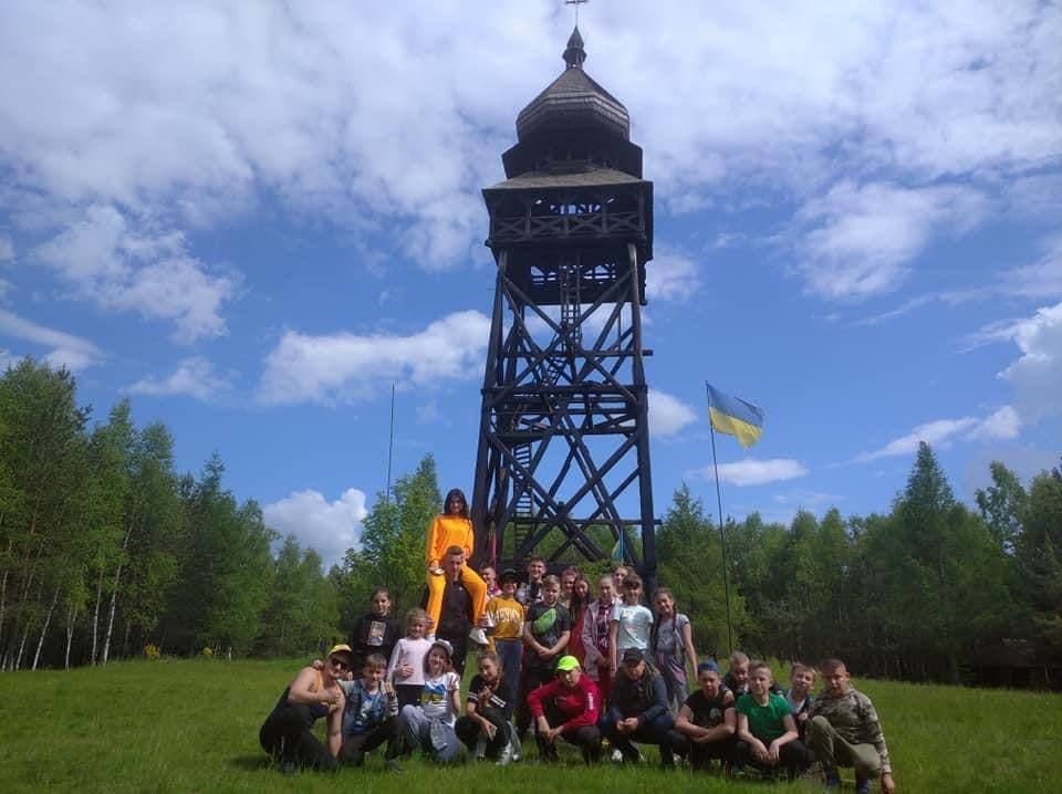 Екскурсія ДЮСК «Верес»