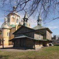 Церква Св.Миколи (1854р)