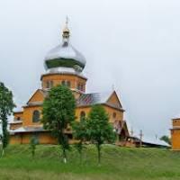 Преображенська церква у селі Вирів