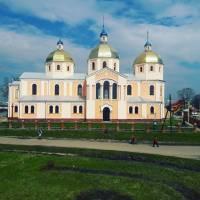 Храм Успіння Пресвятої Богородиці у селі Жовтанці