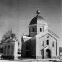 Свято-Дмитріївський Храм у селі Печихвости