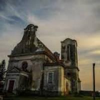 Церква Виздвиження Чесного і Животворчого Хреста у селі Велике Колодно