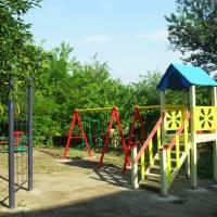 Ігрові майданчики, які розташовані на території селищної ради