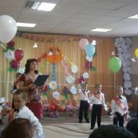 випуск в дитячому садку