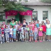 Пришкільний оздоровчий табір Веселка