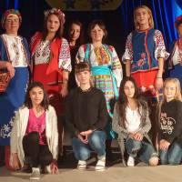 Учасники святкового концерту присвяченого Дню незалежності України