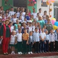 І вересня у Миколаївській школі