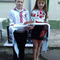 Свято  Державного Прапора та Дня Незалежності України у Білоусівській школі