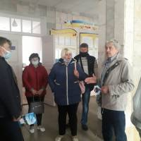 Об'їзд сіл Мар'ївка, Виноградівка, Інгулка, Лобріївка, Костичі