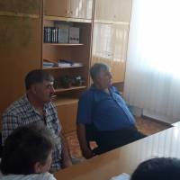 Засідання земельної комісії 12.07.2021