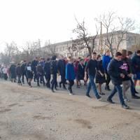 75 річниця визволення Миколаївської області від німецько-фашистських загарбників