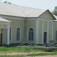 Сільський клуб в с.Мигія