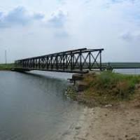 Міст через річку Інгулець с.Баратівка