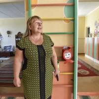 Завідувачка дитячим садочком Лариса Слепеняєва