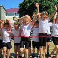 Майбутні олімпійці. Вихованці Куцурубського дитячого садочка
