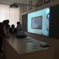 Підготовка до демонстрації мінілабораторії Ейнштейна