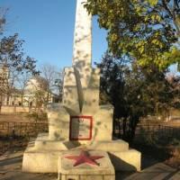 Обеліск в пам'ять партизанам