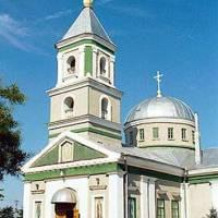 Нерубайська Свято-Вознесенська Церква