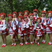 Танцювальний колектив с. Олексіївка