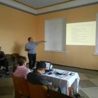 Презентація  розвитку громади на сходах громадян с. Маразліївка