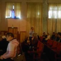 Зустріч з населенням в с. Великомар'янівка