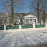 село Петрівка Школа