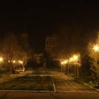 Старокозаче Вечірній парк