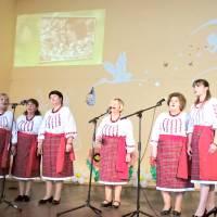 Святковий концерт  в с Салгани