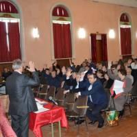 перша сесія громади 2017 рік