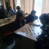 Спартакіада шахів та шашок