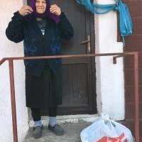 Соціальна допомога людям похилого віку та інвалідам І групи в період карантину