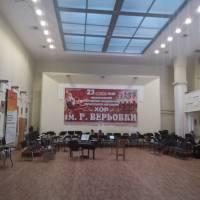 Зал для репетицій хору