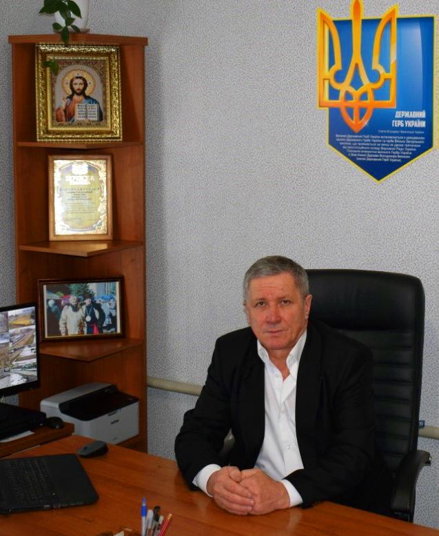 Батурін Іван Максимович, Великоплосківський сільський голова
