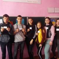 Інформаційна бесіда з учнями Новосавицького ЗЗСО