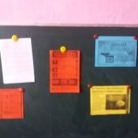 Інформаційна дошка до Всесвітнього дня боротьби з туберкульозом