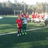 Нагородження Великоплосківської команди