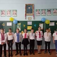 Відкрита класна година у Тростянецькій ЗОШ