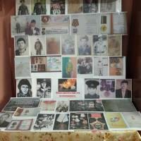 Фото галерея документів учасників бойових дій на території іншх держав Великоплосківська бібліотека-філія