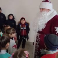 Святий Миколай завітав у Новосавицький старостинський округ