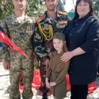 Урочистий захід Новосавицький старостинський округ