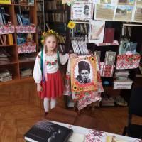 Читання віршів Тараса Григоровича Шевченка