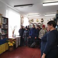 Відкритий захід у Слов'яносербській сільській бібліотеці-філії